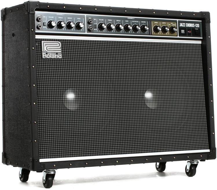 Roland JC-120 Jazz Chorus 120-watt 2x12