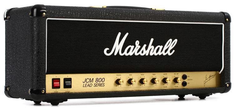 Marshall JCM800 2203X 100-watt Tube Head image 1