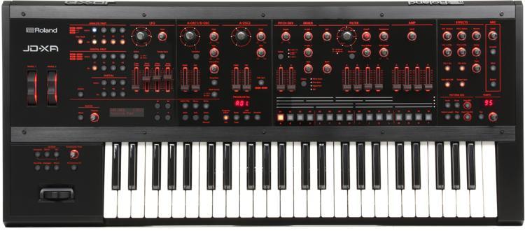 Roland JD-XA Analog/Digital Crossover Synthesizer image 1