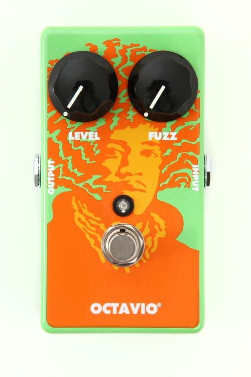 MXR Jimi Hendrix 70th Anniversary Tribute Series Octavio image 1