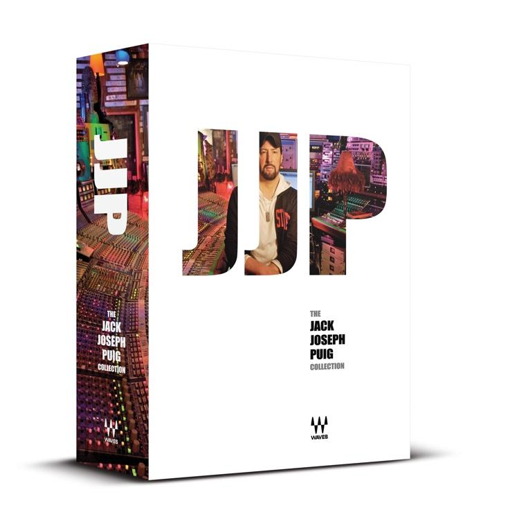 Waves JJP Analog Legends Plug-in Bundle for Academic Institutions - Native image 1