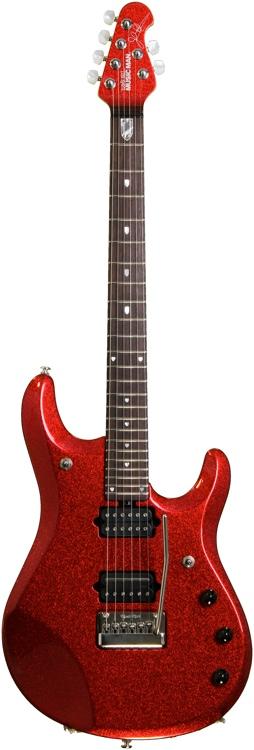 Ernie Ball Music Man John Petrucci 6 - Cardinal Red Sparkle image 1