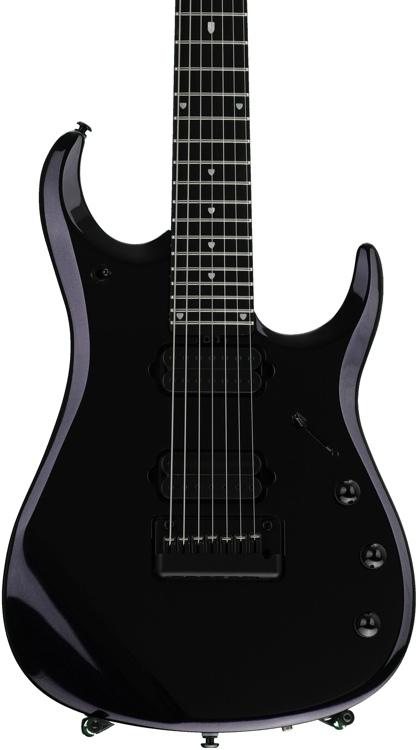 Ernie Ball Music Man John Petrucci JPX 7 - Barolo image 1