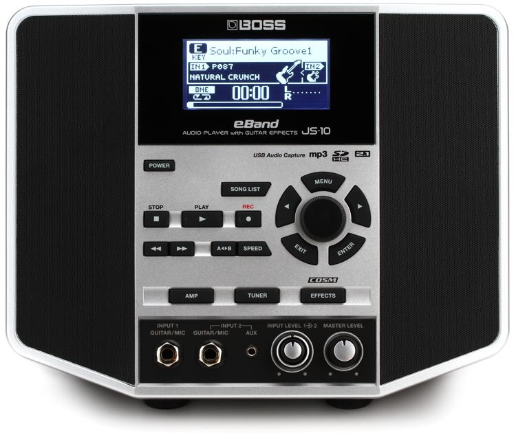 Boss eBand JS-10 Audio Player and Trainer image 1