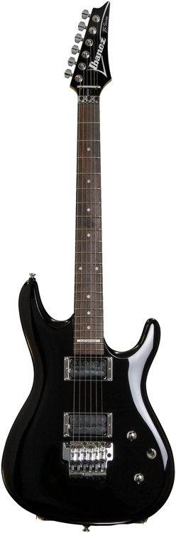 Ibanez Joe Satriani JS100 - Black image 1
