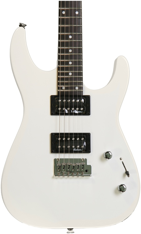 Jackson JS12 Dinky - White image 1