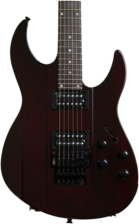 Line 6 JTV-89F with Floyd Rose - Blood Red image 1