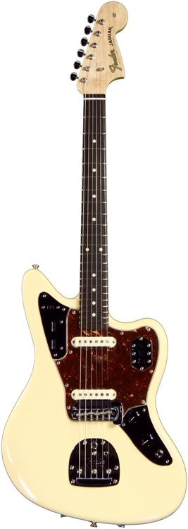 Fender Custom Shop 1962 Jaguar NOS - Aged Vintage White image 1