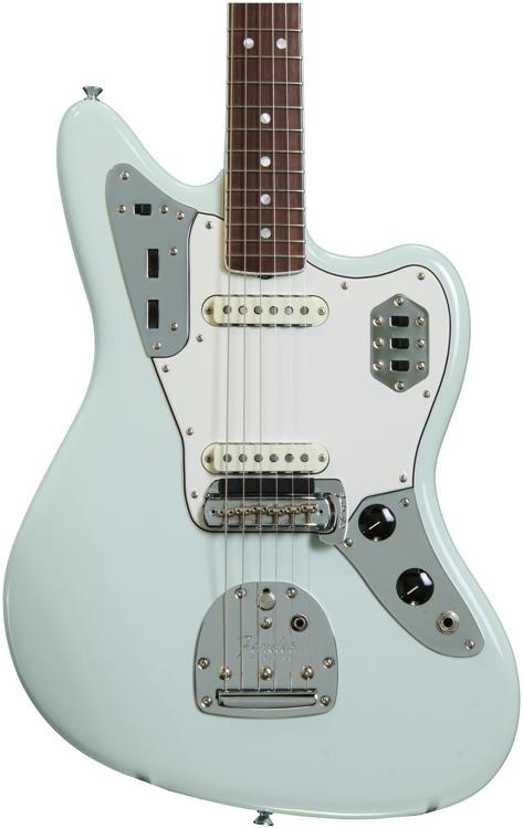 Fender American Vintage \'65 Jaguar - Sonic Blue image 1
