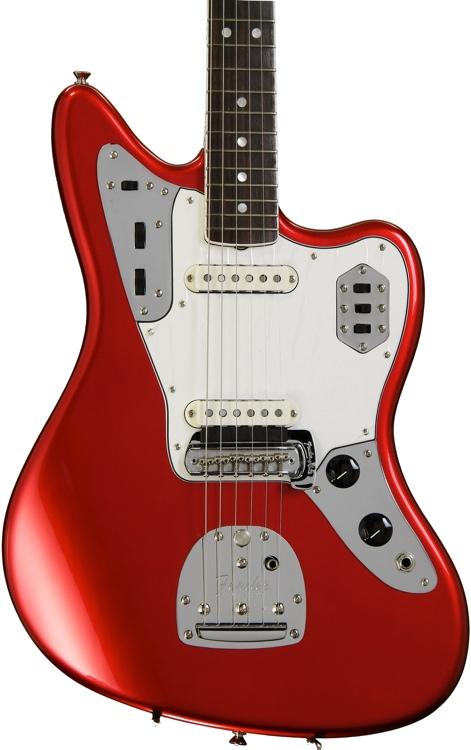 Fender American Vintage \'65 Jaguar - Candy Apple Red image 1