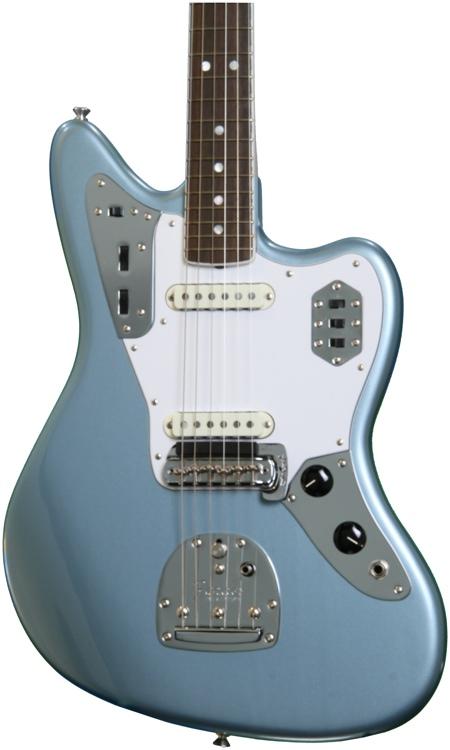 Fender American Vintage \'65 Jaguar - Ice Blue Metallic image 1
