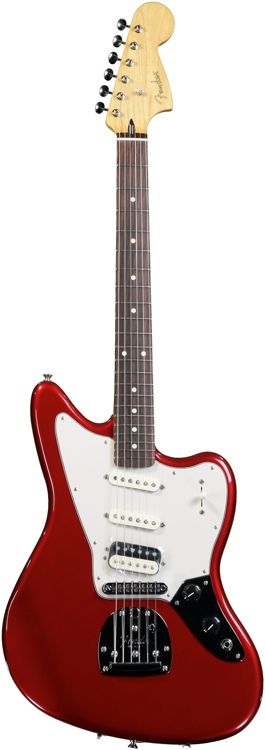 Fender Pawn Shop Jaguarillo - Candy Apple Red image 1