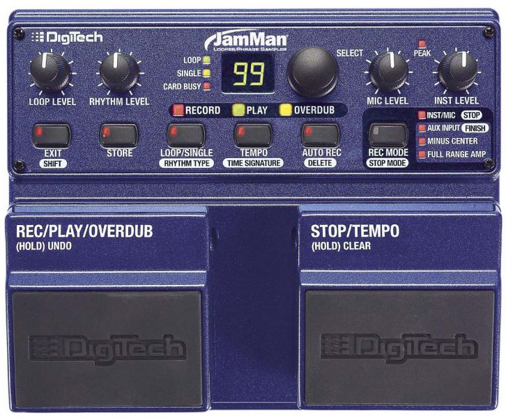DigiTech JamMan Looper image 1