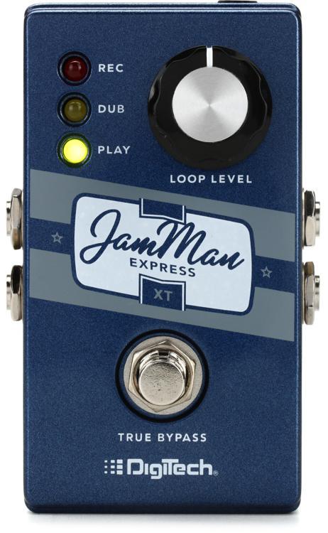 DigiTech JamMan Express XT Phrase Sampler / Looper Pedal image 1