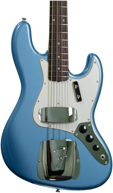 Fender American Vintage \'64 Jazz Bass - Lake Placid Blue image 1