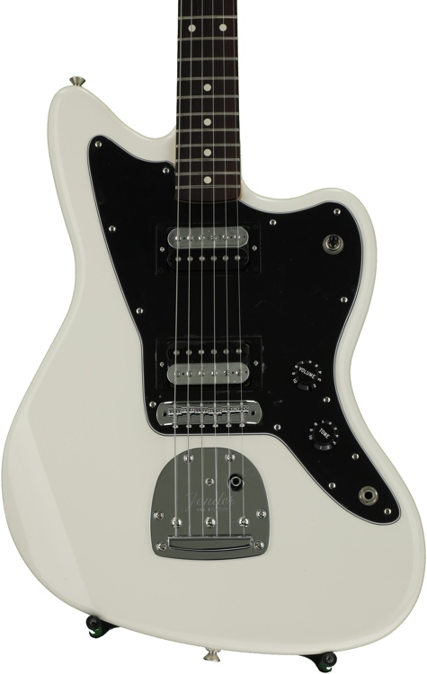 Fender Standard Jazzmaster HH - Olympic White with Rosewood Fingerboard image 1