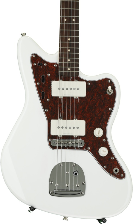 Squier Vintage Modified Jazzmaster - Olympic White image 1