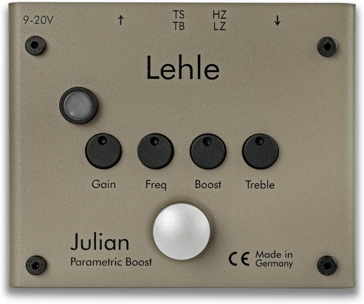Lehle Julian Boost Pedal image 1