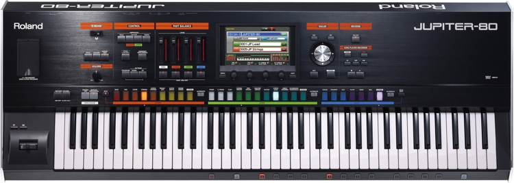 Roland Jupiter-80 76-Key Synthesizer image 1