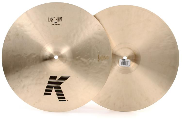 Zildjian K Series Light Hi-hats - 15