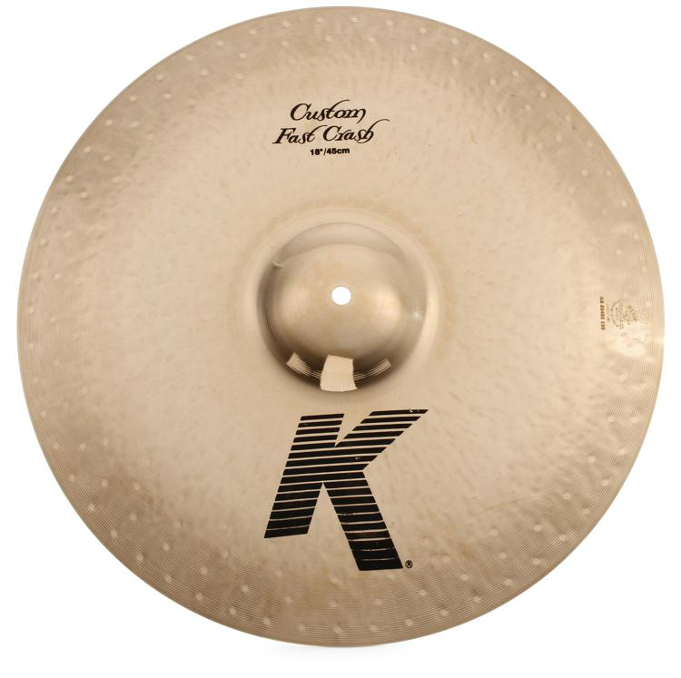 Zildjian K Custom Fast Crash - 18