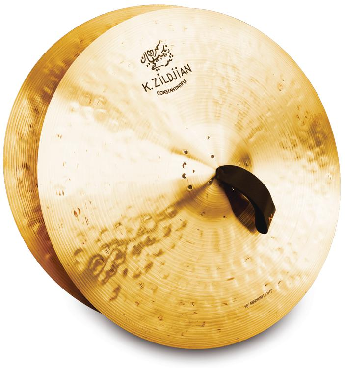 Zildjian K Constantinople Orchestral Cymbal Pair 18