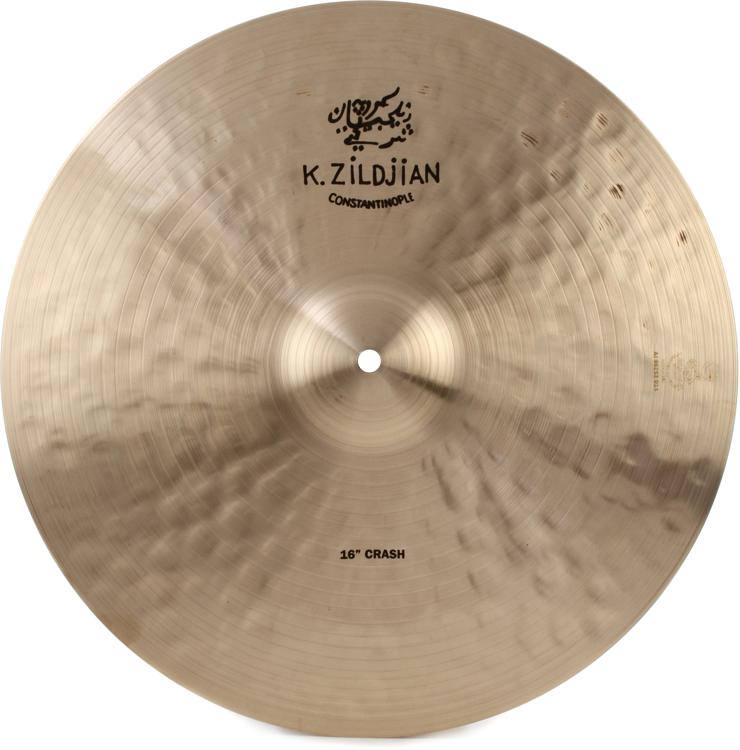 Zildjian K Constantinople Crash - 16