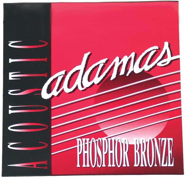 Adamas K1616 Phosphor Bronze Acoustic Strings - .010-.047 12-String image 1