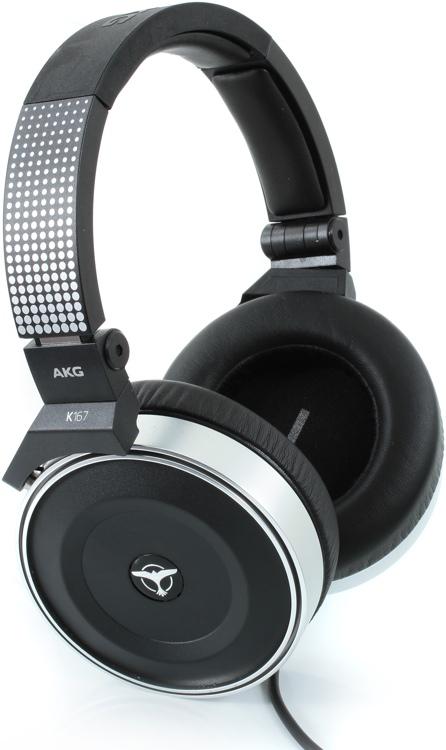 AKG K167 TIESTO On-Ear, DJ & Studio Headphones - Closed image 1