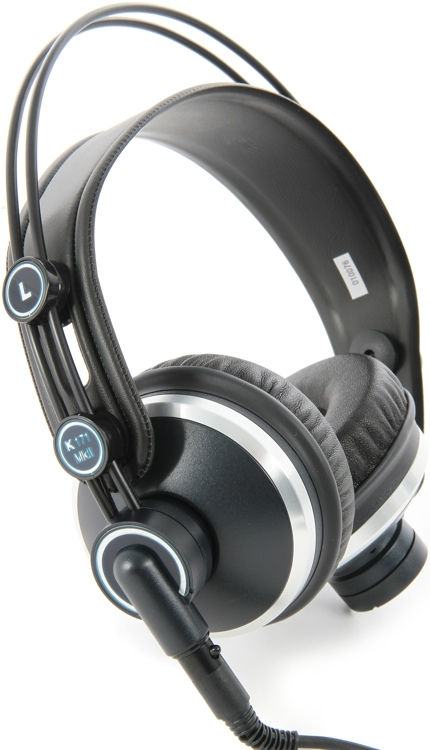 AKG K171 MKII Closed-back Isolating Studio Headphones image 1