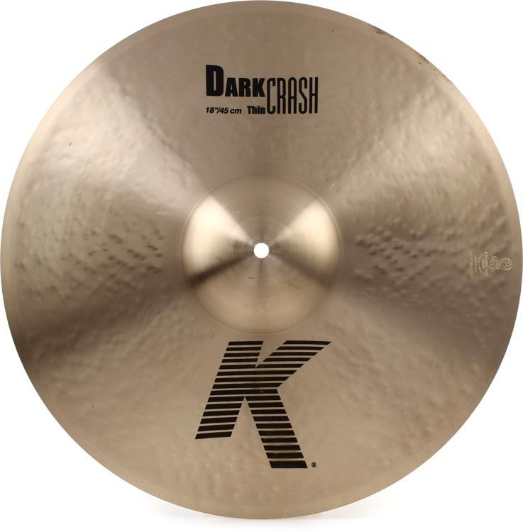 Zildjian K Series Dark Crash - 18