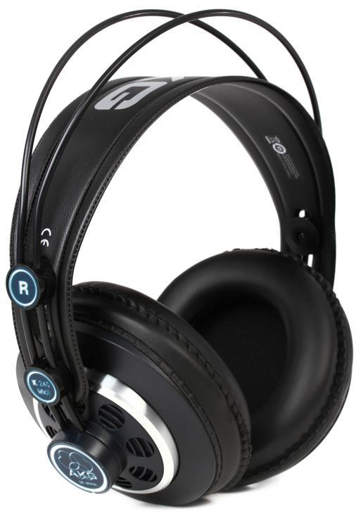 AKG K240 MKII Semi-open Pro Studio Headphones | Sweetwater