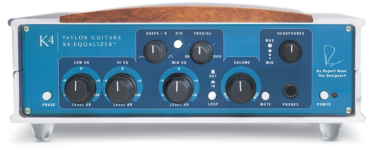 Taylor K4 Guitar Preamp/EQ image 1