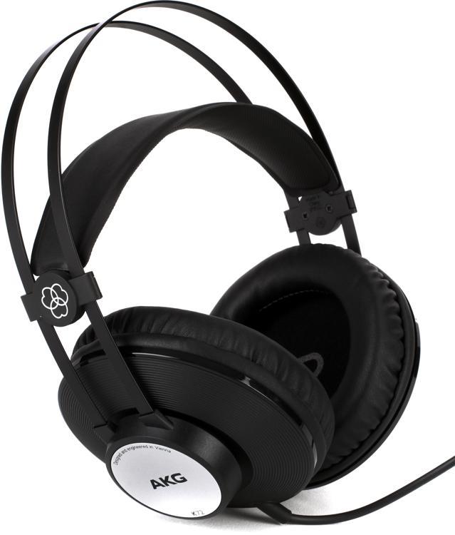 AKG K72 Closed-back Stereo Headphones image 1