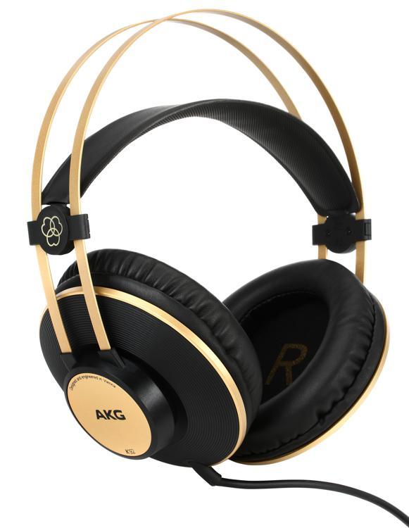AKG K92 Closed-back Monitor Headphones image 1
