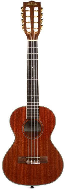 Kala KA-8 Gloss Mahogany Series 8-String Tenor Ukulele image 1