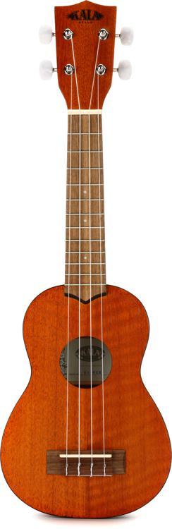 Kala KA-SEM Exotic Mahogany Series Soprano Ukulele image 1