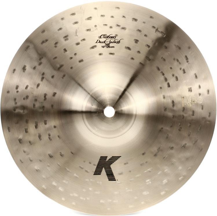 Zildjian K Custom Dark Splash - 10
