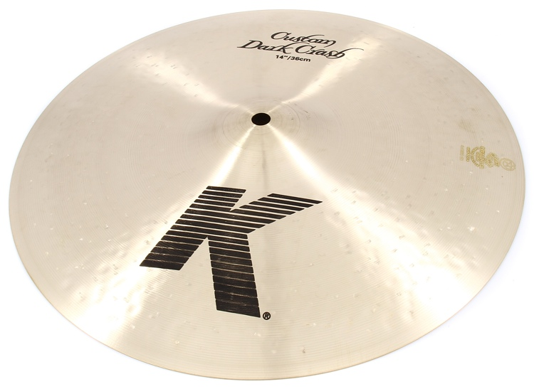 Zildjian K Custom Dark Crash - 14