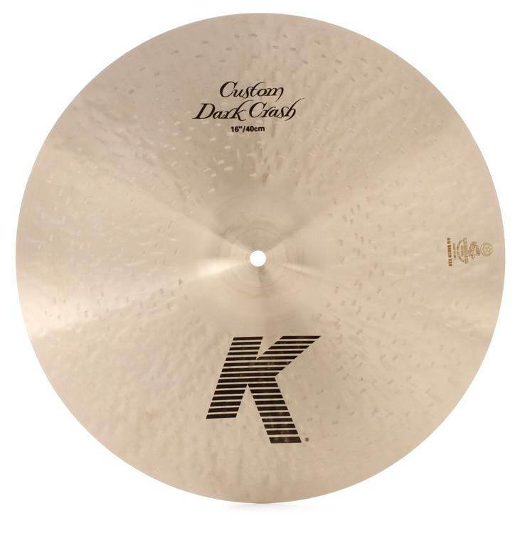 Zildjian K Custom Dark Crash - 16