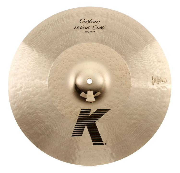 Zildjian K Custom Hybrid Crash - 16