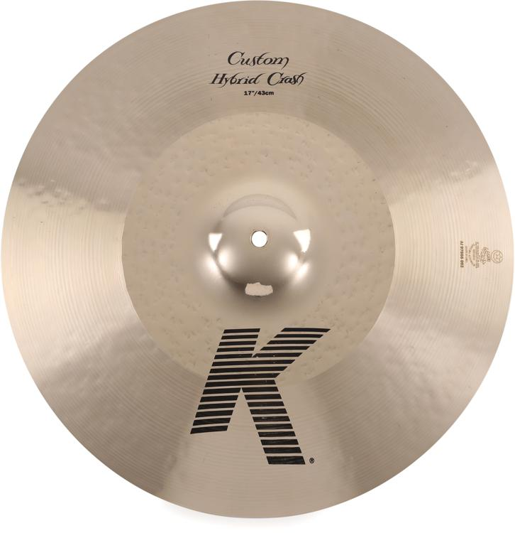 Zildjian K Custom Hybrid Crash - 17