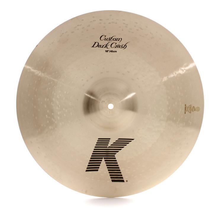 Zildjian K Custom Dark Crash - 18