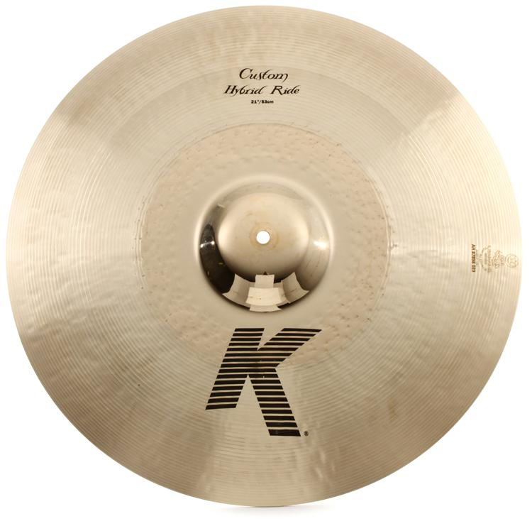 Zildjian K Custom Hybrid Ride - 21