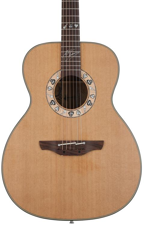 Takamine Kenny Chesney KC70 OM Acoustic/Electric, Natural image 1