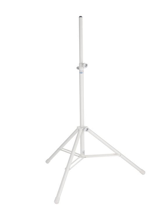 K&M 214/6 Aluminum Speaker Stand - Black image 1