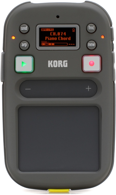 Korg kaossilator 2S Handheld Synthesizer image 1