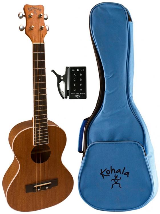Kohala Kanikapila Tenor Ukulele Pack image 1