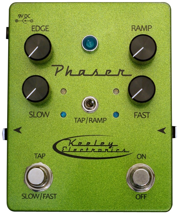 Keeley 6 Stage Phaser image 1