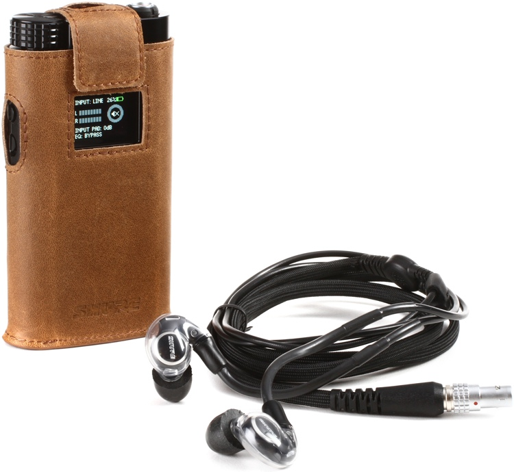 Shure KSE1500 Electrostatic Earphone System image 1